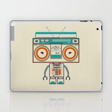 Music robot Laptop & iPad Skin
