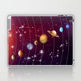 Planeten Laptop & iPad Skin