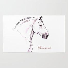 BOULONNAIS HORSE Rug