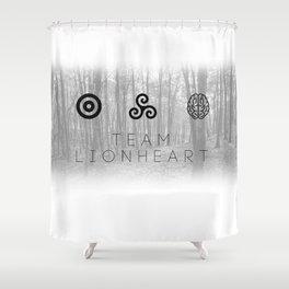 Teen Wolf Shower Curtain