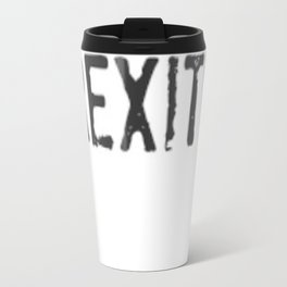 Trendy Brexiter T-Shirt Travel Mug