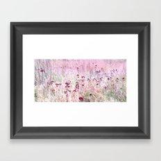 Tapis Framed Art Print