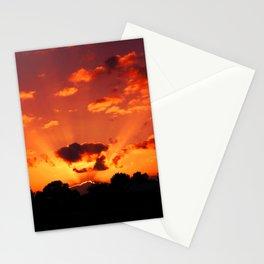 Autumn Sunset Stationery Cards