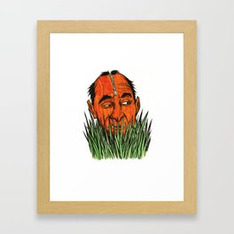 Grassman Framed Art Print