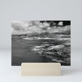 Scottish Bays Mini Art Print