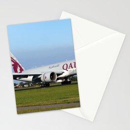 Cargo Aircraft Stationery Cards