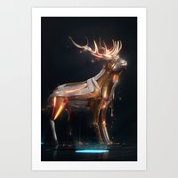 Vestige-7-24x36 Art Print