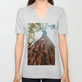 Bloekom Tree Unisex V-Neck