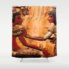 Kemet Design 50 Shower Curtain