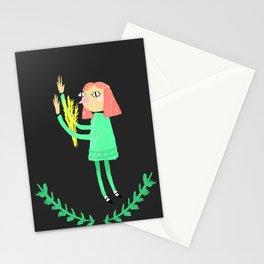 Virgo - Astrological Star Sign Stationery Cards