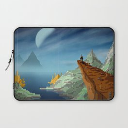 The View From Up Here Laptop Sleeve