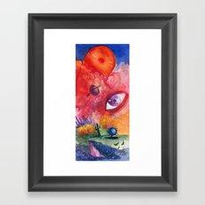 An Eye For the Surreal Framed Art Print