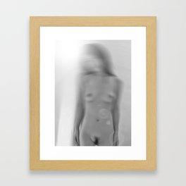 Bleary 5 Framed Art Print