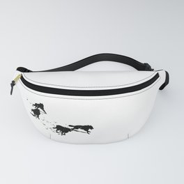 snowblinded // (wolf pack) Fanny Pack