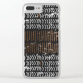 Go Stop Go Clear iPhone Case