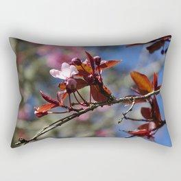 Blossom Time Rectangular Pillow