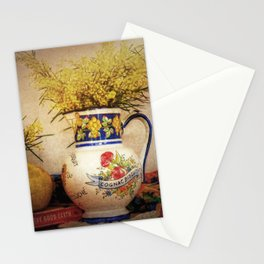 Last Of The Wattle Stationery Cards