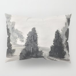 The silver lining Pillow Sham