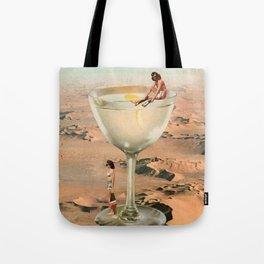 Dry Martini Tote Bag