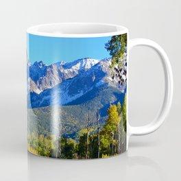 Mount Sneffels Colorado Coffee Mug