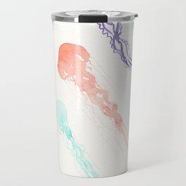 Jellyfish festival Travel Mug