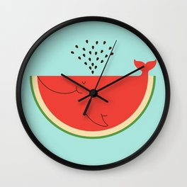Seeds of Joy Wall Clock