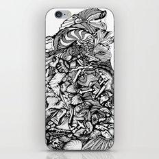 Inking iPhone & iPod Skin