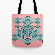Mind Box Tote Bag