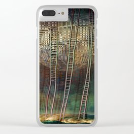 Atlante 13-06-16 / STAIRS Clear iPhone Case