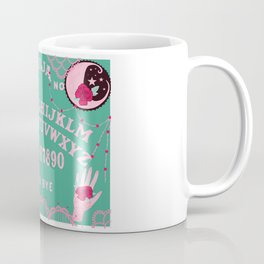 Diva Ouija Board Art Coffee Mug