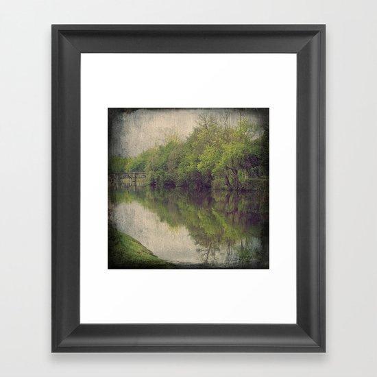 8952 Framed Art Print