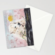 Polar Bear (day excursion) Stationery Cards