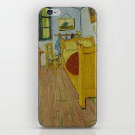 Van Gogh Bedroom in Arles iPhone Skin