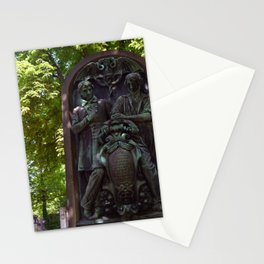 Cimetiere Pere Lachaise Stationery Cards