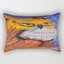 Forest owl Rectangular Pillow