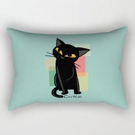 Lovely lovely Rectangular Pillow