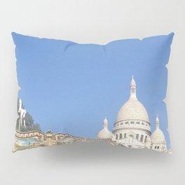 Sacre Coeur Carousel Pillow Sham