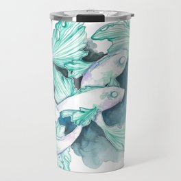 Ghost Fish Travel Mug