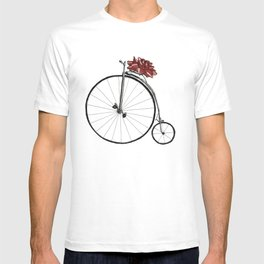 Christmas Bicycle T-shirt