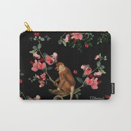 Monkey World: Nosy Carry-All Pouch
