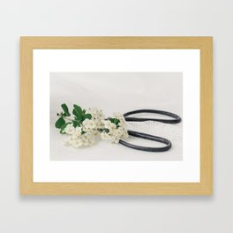 Pruning Framed Art Print