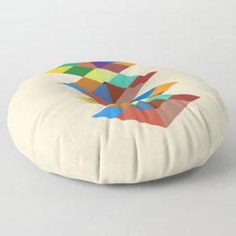 Slotsholmen Floor Pillow