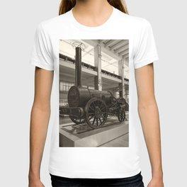 Stephenson's Rocket T-shirt