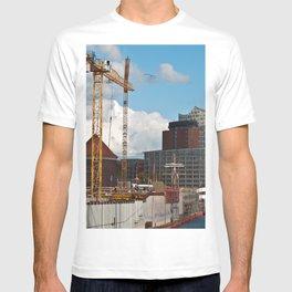 HAMBURG HARBOR SOUND T-shirt