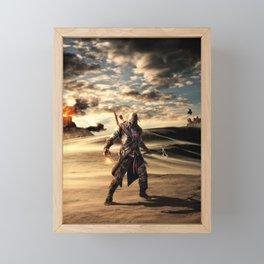 Assassin All characters Framed Mini Art Print