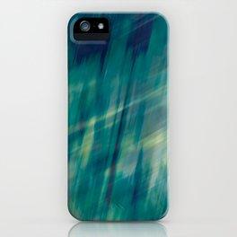 Submerge Aqua iPhone Case