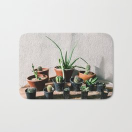 Cacti Love Bath Mat