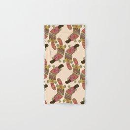 duck-billed platypus linen Hand & Bath Towel
