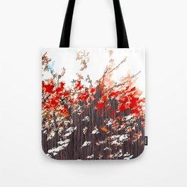 """Tree Blossoms"" Tote Bag"