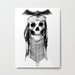 Tonto Metal Print